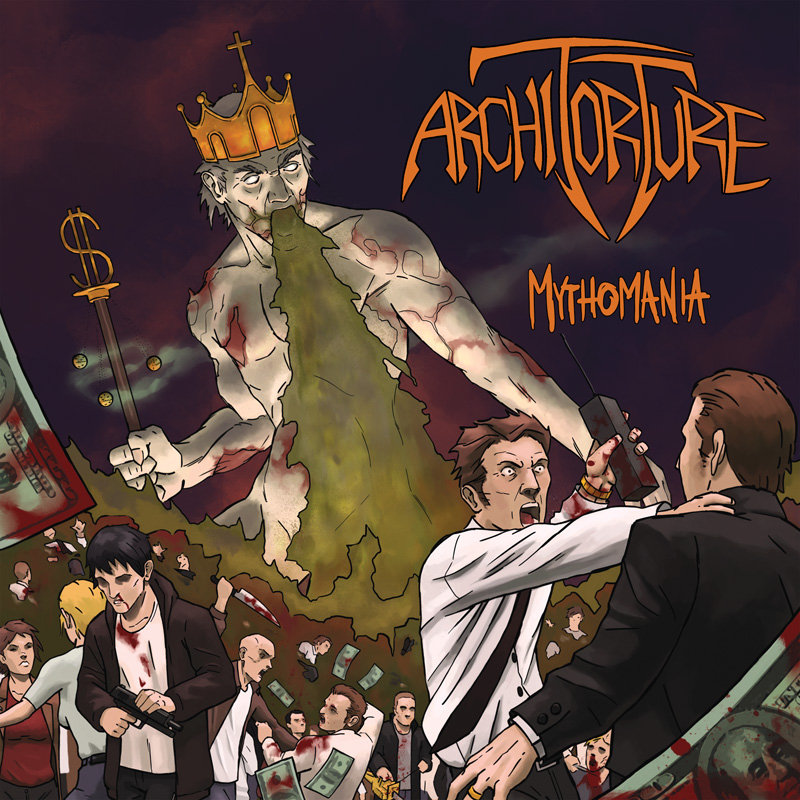 Architorture Mythomania cover 800px
